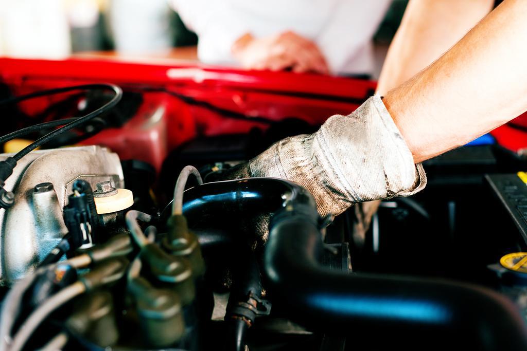 ремонт и диагностика двигателя
